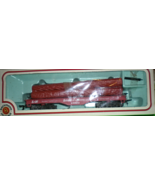 Ho Trains - Flat Car with logs -L & N - $10.00