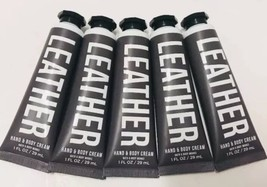 5 Bath & Body Works pelle Burro di Karité Crema per le Mani Viaggio 1fl ... - $18.78