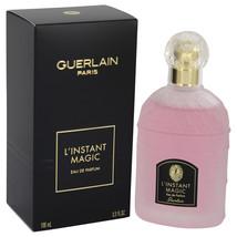 Guerlain L'instant Magic Perfume 3.3 Oz Eau De Parfum Spray image 6