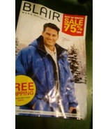 BLAIR MENS WINTER SALE Mail-order CATALOG 2017 Male Models Back-issue PA... - $5.93