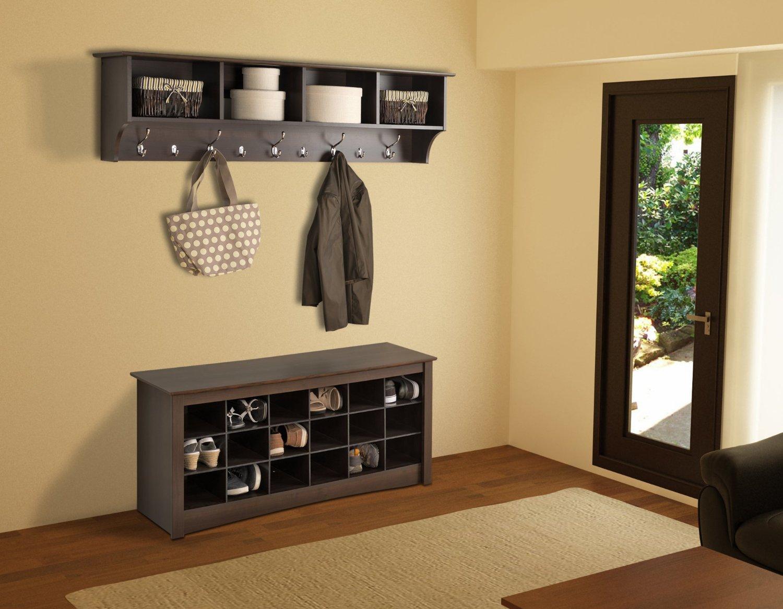 Wood Entryway Shoe Storage organizer bench and 48 similar items