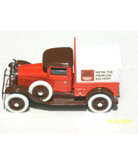 TRUSTWORTHY 1929 Ford Model A Pickup Bank - $15.00