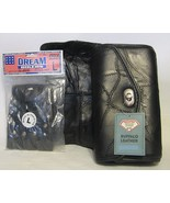 Motorcycle Accessories 3 Piece Scarf Gloves Windshield Bag - $66.82