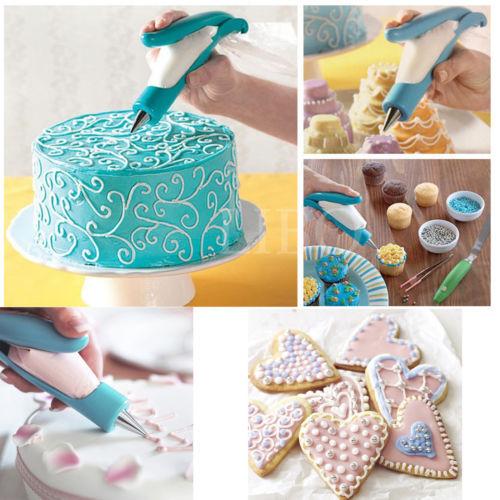 ... Kuchen Dekoration Stiftwerkzeug Deko Zuckerguss DIY Kuchen - Other