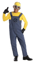 Despicable Me 2 Movie Minion Dave Child Costume Cartoons Funny Party Hal... - $564,00 MXN