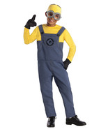Despicable Me 2 Movie Minion Dave Child Costume Cartoons Funny Party Hal... - $27.90