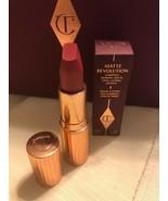 Charlotte Tilbury Matte Revolution Lipstick - Super Sexy - Full Size 0.1... - $54.47