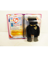 1999 Collectible McDonald's Ty Beanie Babies THE END Bear MINT NEW ON CARD - $23.76