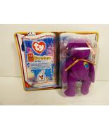 1999 Collectible McDonald's Ty Beanie Babies Millennium Bear MINT NEW ON... - $23.76