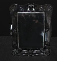 Waterford Crystal-Heirloom 5 x  7 Clear Photo Frame - $60.00