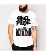 Steel Pulse, t shirt, reggae, Gregory isaacs, black uhuru, yellowman, SZ... - $19.99+