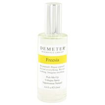 Demeter Freesia Cologne Spray 4 oz - $26.95
