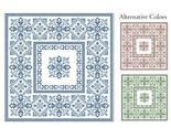 Geometric flowers 2 colors 2247 thumb155 crop