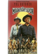 The Magnificent Seven VHS Yul Brynner Steve McQ... - $1.99