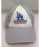 Los Angeles Dodgers Baseball 2004 Division Champions Trucker/Hat Authent... - $29.99