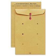 "Sparco Inter-Department Envelope, 10"" x 15"", St... - $89.39"