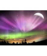 Northern Lights  print POSTER 24x18 inch - $7.87
