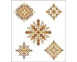 Geometric medallions autumn 4207 thumb155 crop