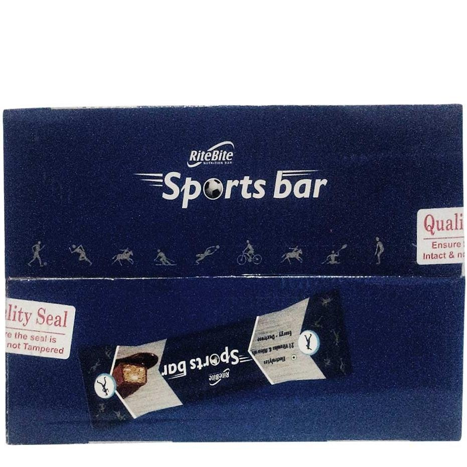 Primary image for RiteBite Sports Bars, 24 bar(s) Chocolate