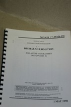 Digital  Voltmeters  Instrument Calibration Procedure Technical manual - $39.15
