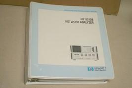 ;HP 8510B Network Anallyzer Operating & Programming Manual - $24.95