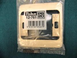 "NIKO Beige Bezel Cover Plate Size: 3 1/4"" X 3 1/4"" #PR20 12-761 - $6.93"