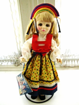 1975 Effanbee, 12in Hungary-Poland International Doll No. 1176 - $28.45
