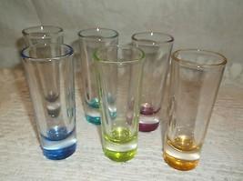Libby Troyano colors shot glasses. - €17,57 EUR