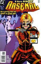 ARSENAL #4 (DC Comics) NM! - $1.00
