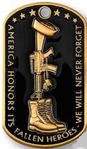 US Navy Fallen Heroes Challenge Coin - $11.87