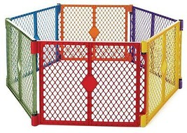 BABY PLAY YARD PLAYPEN CHILD TODDLER PET SAFETY... - $106.00