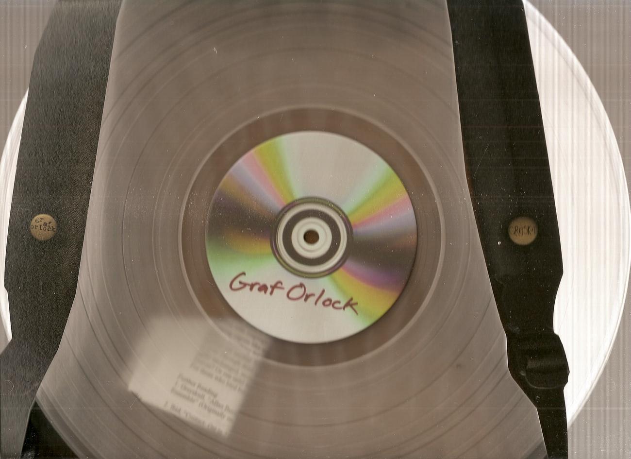 LP-Graf Orlock / Greyskull – Split Hardcore, Grindcore