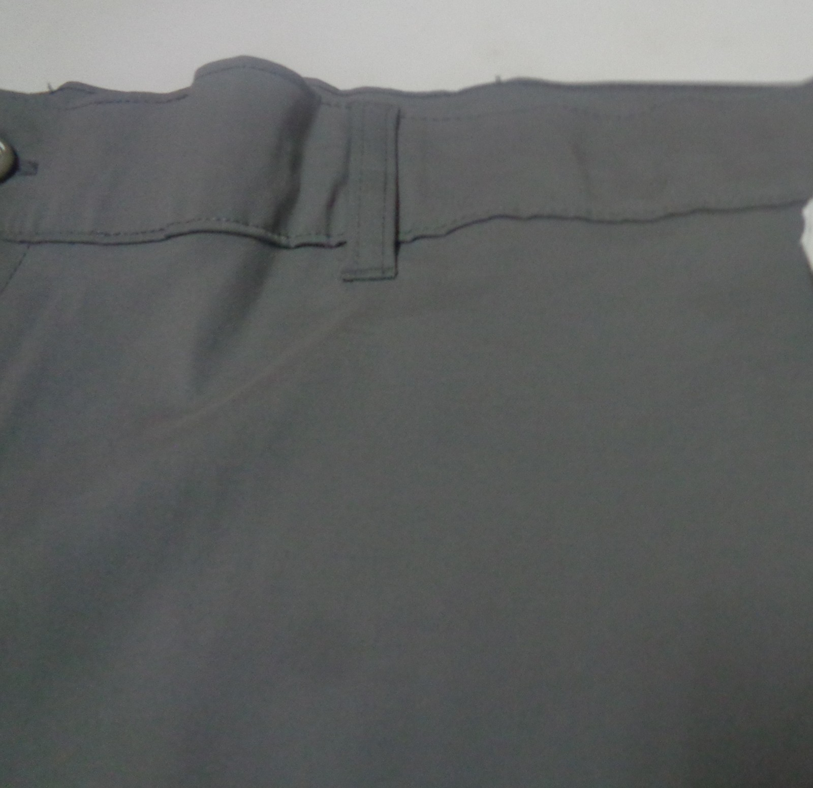 Russell Men's Performance Sport Athletic Shorts NWT Gray SZ 44 Stretch