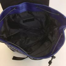 NWT New Blue Prism BAO BAO ISSEY MIYAKE BAG Backpack Messenger image 5
