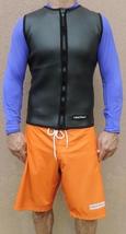 Men's 1.5mm Smooth Skin Wetsuit Vest-Full Front... - $39.00