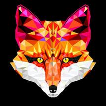 Fox Face Cross Stitch Pattern***LOOK*** - $4.95