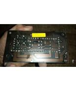 Crown lift Distribution Panel  109795 circuit board card module - $58.41