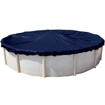 15' Round Solid Doheny's Winter Pool Cover - 10 Year Warranty - $23.99