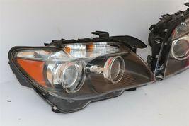 06-08 BMW E65 E66 750i 760i HID AFS Active Headlight Lamps Set L&R image 3