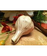 Ceramic Bulb of Garlic  for Harvest Display Centerpiece - $44.99