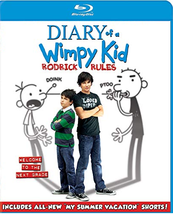 Diary of a Wimpy Kid: Rodrick Rules Combo [Blu-ray + DVD]