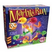 Marble Run Toy - 30 Piece