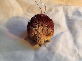 Palmfaser Maus Pinsel Tier koaser Nachhaltiges Ornament image 10