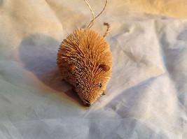 Palmfaser Maus Pinsel Tier koaser Nachhaltiges Ornament image 4