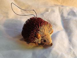 Palmfaser Maus Pinsel Tier koaser Nachhaltiges Ornament image 6