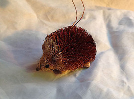 Palmfaser Maus Pinsel Tier koaser Nachhaltiges Ornament image 9