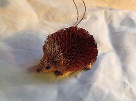 Palm Fiber Mouse Brush Animal Eco Fiber Sustainable Ornament image 9