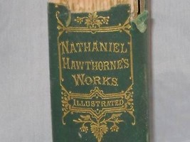 1872 The Marble Faun Hawthorne Illustrated