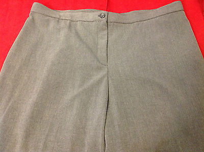 Brown Dress Pants Briggs New York Size 18S