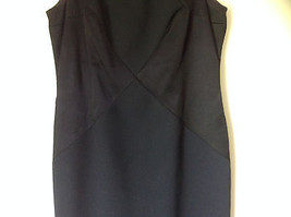 Black Diamond Criss Cross Sleeveless Open Back Dress by Datiani Size 12 image 3